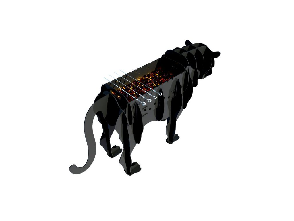Мангал Пантера